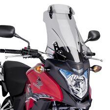 Windschutz-Scheibe Puig Vario Honda CB 500 X 13-15 rauchgrau Touren-Scheibe