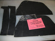 1964-65 BUICK SKYLARK & OLDS CUTLASS A-ARM SHIELDS