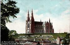 St Patrick's Church Sandy Hill Armagh Ireland Postcard used 1906 to Limerick