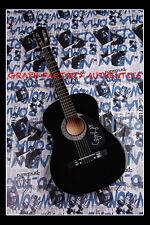 GFA  Canadian Musician  * SERENA RYDER *  Signed Acoustic Guitar AD2 COA