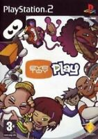 Eye Toy Play (PS2) PlayStation 2 Games