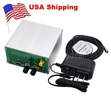 GPS Receiver GPSDO 10MHz 1PPS GPS Disciplined Clock+Antenna Power Supply US^