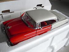 Danbury Mint 1:16 Scale Diecast 1955 Chevrolet Bel Air Car in Box LOOK