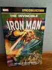 Iron+Man+The+Fury+of+Firebrand+Marvel+Epic+Collection+Graphic+Novel+Comic+Book