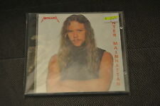 CD METALLICA ENTER MAINHATTAN UNOFFICIAL GERMANY 1993