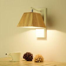Modern Wooden LED Wall Lights Sconce Bedside/Porch Lights Wall Lamp Decor L023HC