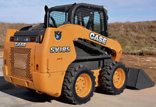 Case TR270 TR320 TV380 Alpha Compact Track Loader Operator Manual Skid Steer CD