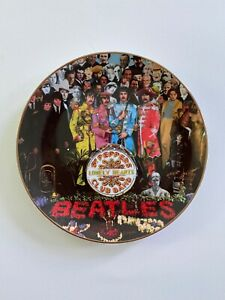 Plate 1: Sgt Pepper: The 25th Anniversary The Beatles 1967-1970 by Diane Sivavec
