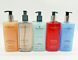 Pecksniff's England ~ Moisturizing Hand Wash 16.9 oz. Pump Bottle~You Choose~NEW