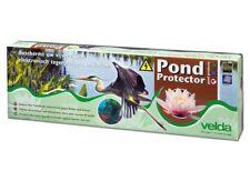 Velda Pond Protector Reiherzaun,Reiherabwehr inkl. Trafo,Erdspieße und Draht