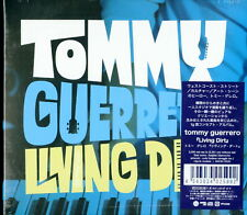 TOMMY GUERRERO-LIVING DIRT-JAPAN CD F25
