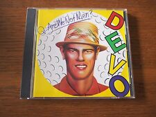 DEVO Q: Are We Not Men 1988 CD Album WARNER 3239-2 New Wave SYNTH POP Classic