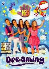 DVD Hi-5 : DREAMING * 5 EPISODES COMPLETE *  Original Australia Series