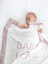 LITTLE GIRAFFE Baby LOVE Luxe Blanket
