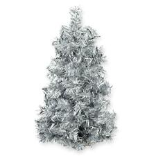 Doll House Shoppe Silver Ultimate Christmas Tree dhs4682 UNDECORATED Miniature