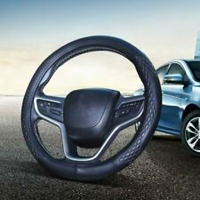 15'' 38cm Car Steering Wheel Cover Breathable Fashion Non-Slip Universal Cover