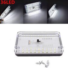 White Car Roof Light 12V 36LED Roof light, Indoor light elegant, nd romantic