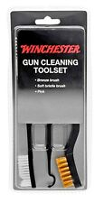WINCHESTER Rifle Gun Cleaning 3 pc Tool Set Brush Pick Kit CHN 98140