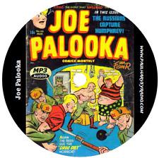 JOE PALOOKA (24 SHOWS) OLD TIME RADIO MP3 CD