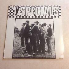 The Specials self titled Vinyl LP Chrysalis 1980 PROMO