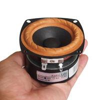 """3"""" inch 4ohm 8ohm 15W Full Range Audio Speaker Stereo Woofer Loudspeaker Horn"""