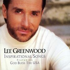 Lee Greenwood - Inspirational Songs [New CD] Manufactured On Demand
