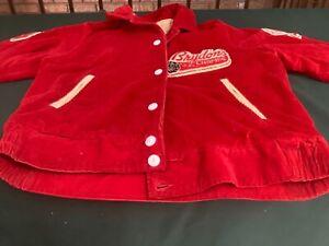 Vintage hockey jacket 1962 1963 Bryson's champs #18
