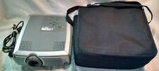 InFocus LP250 DLP Video Projector 300 Lamp Hours + Case Used