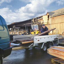 PKW-Anhänger Brenderup 3251TB 1000kg Hochlader gebremst 13 Zoll Räder Rückmatik