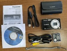 Panasonic LUMIX DMC-FH20/DMC-FS30 14.1MP Digital Camera - Black - EXCELLENT USED