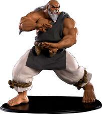 STREET FIGHTER - Gouken 1:4 Scale Mixed Media Statue (Pop Culture Shock) #NEW