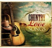 Various Artists - Country Love Songs / Various [New CD]