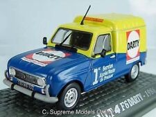 '86 RENAULT 4 F6 DARTY 1/43RD SIZE DELIVERY VAN MODEL CLASSIC TYPE BXD Y0675J^*^