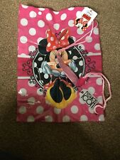 Disney Minnie Mouse swimming bag