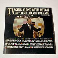 Mitch Miller – TV Sing Along With Mitch: Columbia 1961 Vinyl Gatefold LP (Jazz)