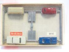 Wiking N 9010 VW1300, VW-Kombi, Opel-Rekord, Chevrolet OVP NZ485