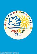 Fachbuch Otto Piene More Sky. Neue Nationalgalerie, Berlin. WICHTIGES Buch, OVP