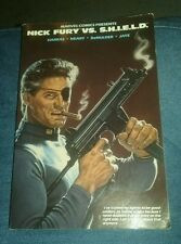 GN/TPB Nick Fury Vs S.H.I.E.L.D. collected ( Marvel 1989 ) SHIELD Paul Neary