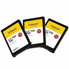Intenso TOP HIGH Perfomance 120GB 128GB 240GB 256GB 480GB 512GB Intern SSD SATA