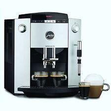 Jura Impressa F8 Super Automatic Espresso Machine!