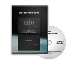 U.S. Navy Star Gazing Constellation Identification Astronomy Tutorial DVD - C29