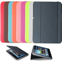 HOUSSE COQUE ETUI BOOK COVER POUR GALAXY TAB 4 10.1 / 8.0 / 7.0 + STYLET