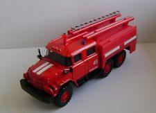 Elecon 1:43 fire-engine vehicle ZIL-131 АЦ-40(131)-137