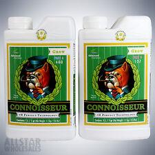 Advanced Nutrients pH Perfect Connoisseur Grow 2 Part A & B 1L Liter / 1 Quart
