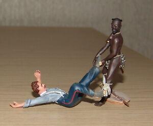William Britains Zulu War Rorkes Drift 20012 - Taken from the Hospital