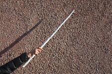 Narwhal Tusk / Horn Replica 93cm 350g Brilliant White Polyurethane Elastomer
