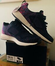 Women's Skechers Bobs Memory Foam Shoes Size 11 Navy/Pink- Brand New
