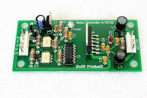 NEW Motor Controller Board for Bally / Williams - Part  A-16120
