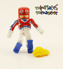 Marvel Minimates Series 31 Captain Britain