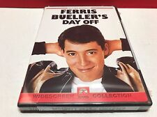 Ferris Bueller's Day Off (DVD, PG-13, Widescreen, Matthew Broderick)